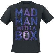 Doctor-Who-Mad-Man-with-A-Box-Camiseta-Negro-XXL-0-4