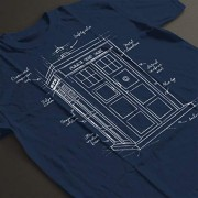 Doctor-Who-Tardis-Blueprint-Womens-T-Shirt-0-1