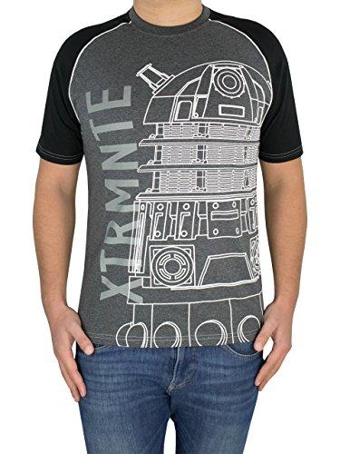 Dr-Who-Camiseta-para-hombre-Dalek-Large-0