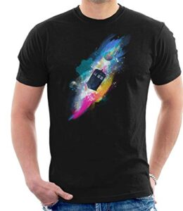The-Chameleon-Tardis-Doctor-Who-Mens-T-Shirt-0