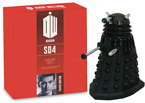 Coleccin-Figuras-de-Plomo-Doctor-Who-Rare-Dalek-Especial-N-4-Dalek-Sec-0