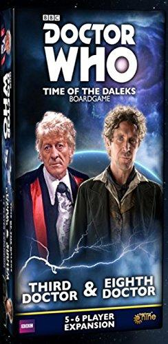 Gale-Force-Nine-gf9dw003-Doctor-Who-Time-of-The-Daleks-3rd-8th-Doctors-Expansion-Multicolor-0