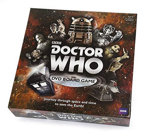 Paul-Lamond-Juego-de-Tablero-Doctor-Who-de-2-a-4-Jugadores-versin-en-ingls-0