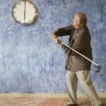 Una solución cuántica a la paradoja del abuelo en los viajes en el tiempo